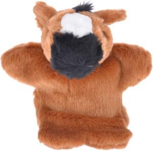 Twisha Hand Puppets Horse  - 10 inch