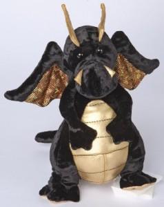 Douglas Cuddle Toys Merlin Dragon 9