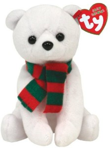 TY Beanie Babies Beanies Alpine Polar Bear