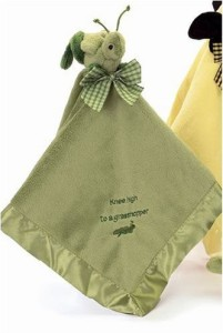 Bearington Bears Hoppin Hugs Grasshopper Ba Blanket 16