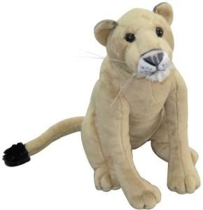 Nic Nac Plush Lioness 12