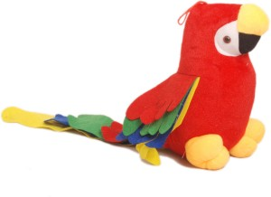 Oril Beautiful Parrot Teddy  - 10 inch