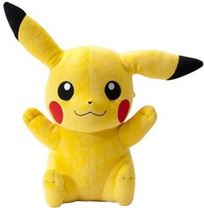 Tomy Pokémon Large Plush XY Pikachu  - 20 inch