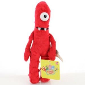 Yo Gabba Gabba Muno 9 In Plush Doll Red Best Price in India  287330365