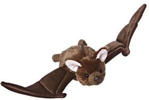 Aurora World Flopsie Big Brown Bat Plush  - 20 inch