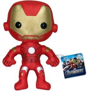 Funko Plushies The Avengers 2012 Movie Iron Man Plush