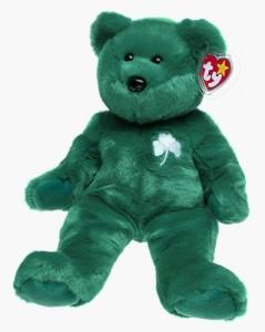 TY Beanie Babies Erin The Bear