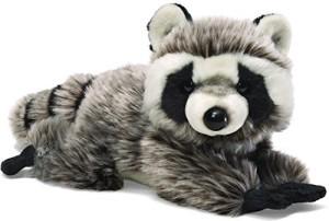 Gund Small Plush Raccoon 11 Inches