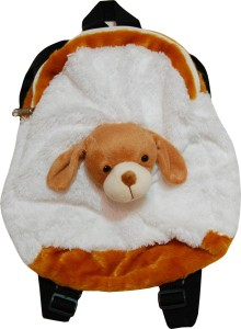 b0caaa051 Surbhi Dog Bag 5 cm Brown White Best Price in India