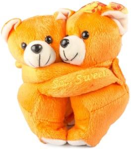 Promobid HUGGING TEDDY  - 6 inch