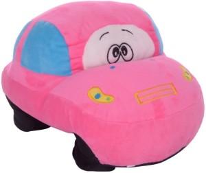 Twisha Multi Car Pink 28 X 15 X 17 Cms  - 17 cm