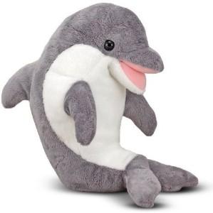 Melissa & Doug Princess Soft Toys Skimmer Dolphin  - 25 inch