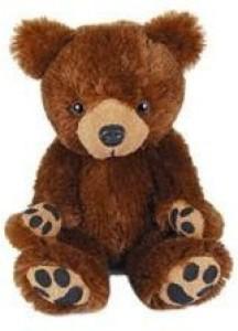 PurrFection Purrfection Tender Friend Brown Bear 12