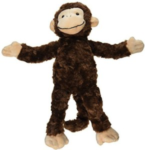 Gund Swingsley Monkey Animal (Colors May Vary)