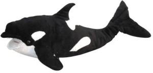 Nic Nac Plush Whale 18