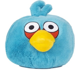 Angry Birds Multicolor  Plush 8