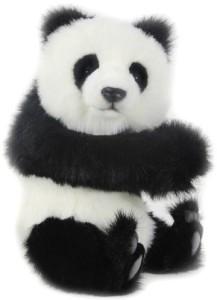 Hansa Large Sitting Panda Bear Stuffed Animal  - 25 inch
