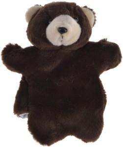 Twisha Hand Puppets Bear  - 10 inch