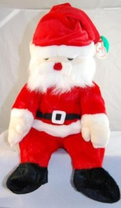 f4d4ad71898 TY Beanie Babies Santa The Santa Claus Red Best Price in India