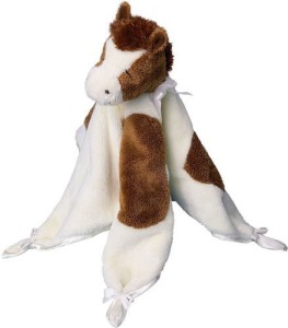 Douglas Cuddle Toys Spotted Brown Horse Lil Snugglers 13