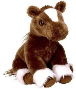 Ty Beanie Buddy Hoofer The Horse