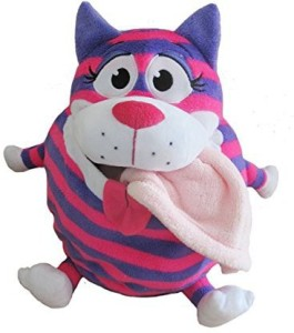 Jay at Play Tummy Stuffers Wild Ones! Striped Cat  - 20 inch