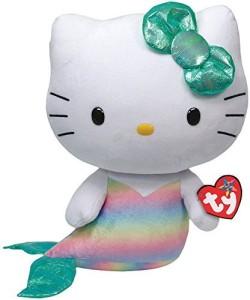Ty Beanie Babies s Hello Kitty Mermaid Medium Plush  - 20 inch