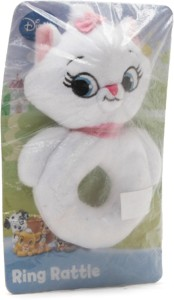 Disney Marie Ring Rattle  - 6.6 inch