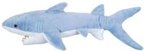 AP Adventure Planet Plush Mako Shark ( 14 Inch )