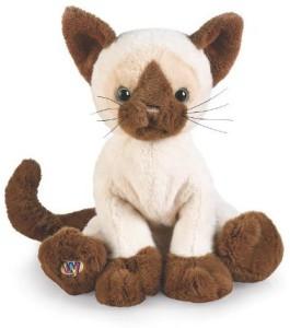 Webkinz Siamese Cat  - 25 inch