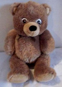 Garanimals Plush Teddy Bear 12 Inches Tall