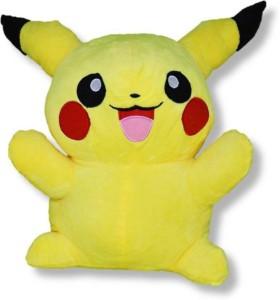 ToyJoy Pokemon Pikachu 26cm Soft Stuffed Plush Toy  - 26