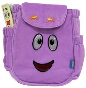 Dora the Explorer Plush Backpack Bag  - 25 inch