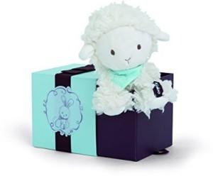 Kaloo Les Amis Small Vanilla The Lamb