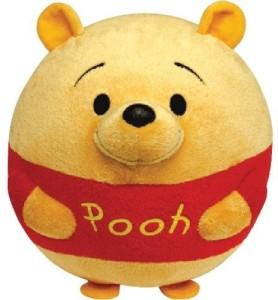TY Beanie Babies Winnie The Pooh Plushbearlarge