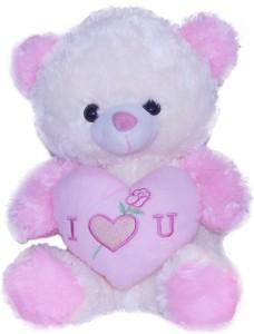 Tickles teddy with i love you heart 40 cm pink best price in india tickles teddy with i love you heart 40 cm altavistaventures Images