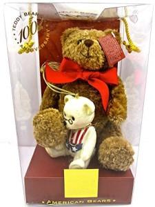 Lenox China 100Th Anniversary American Bears Teddy Bear New