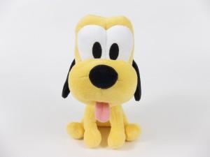 Disney Pluto Big Head Chunky Range  - 25 cm