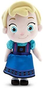 Disney Toddler Frozen Elsa Plush Doll 12