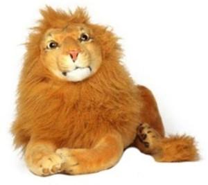 S S Mart Beautiful Lion Soft Toy  - 40 cm
