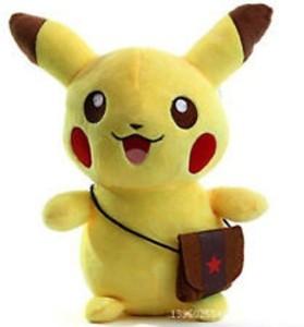 Disha Enterprises Pokemon pikachu  - 25 cm