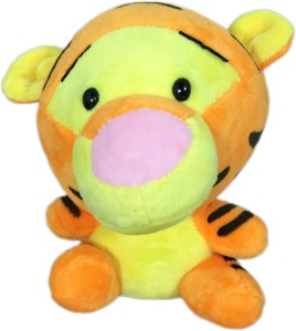Babysid Collections Soft Toy Small Winne the Pooh Tiger  - 17 cm