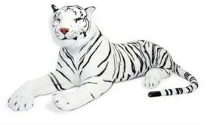 Ktkashish Toys Kashish Uniqe White Tiger 15 Inch  - 15 inch
