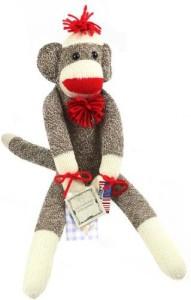 Ozark Mountain Kids Original Sock Monkey
