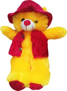 Riya Enterprises Modi Jacket Teddy-2  - 45 cm