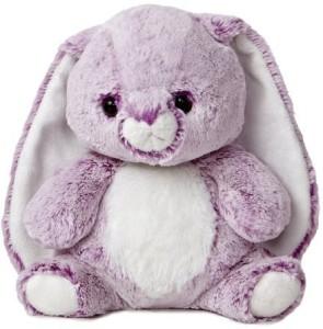 Aurora World Candy Cuddles Bunny Plushlavender10