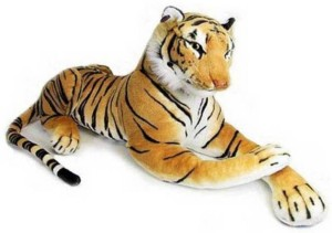 S S Mart Extra Large Tiger Soft Toy  - 108 cm