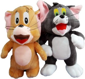 Cuddles Tom and Jerry  - 26 cm