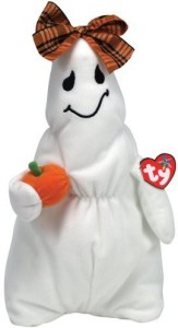 Ty Halloween Beanie Buddy Ghoulianne The Girl Ghost