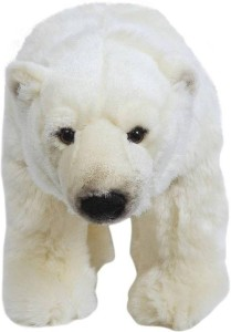 Cuddles Collections Polar Bear  - 30 cm